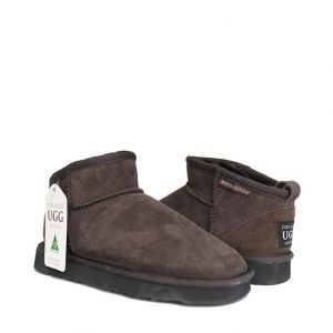 Classic Mini Ugg Boots - Chocolate