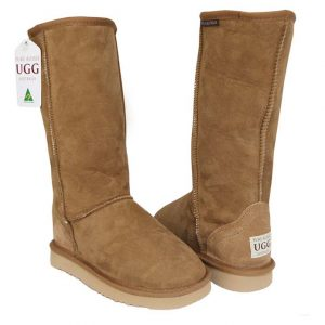 Classic Tall Ugg Boots - Chestnut