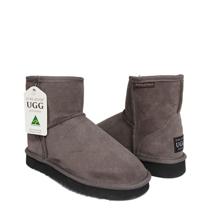 Classic Ultra Short Ugg Boots - Mink