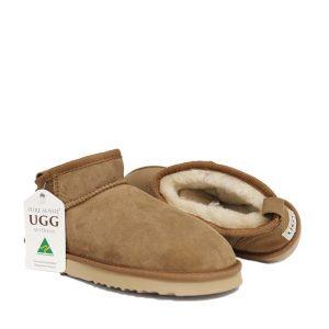 Classic Mini Uggs Chestnut