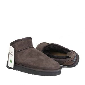 Classic Mini Uggs Chocolate