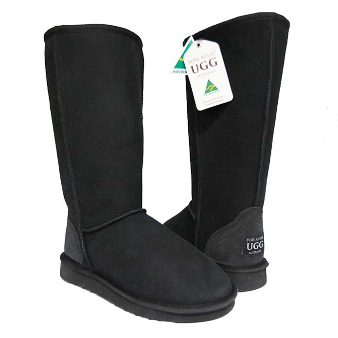 Classic Tall Ugg Boots - Black