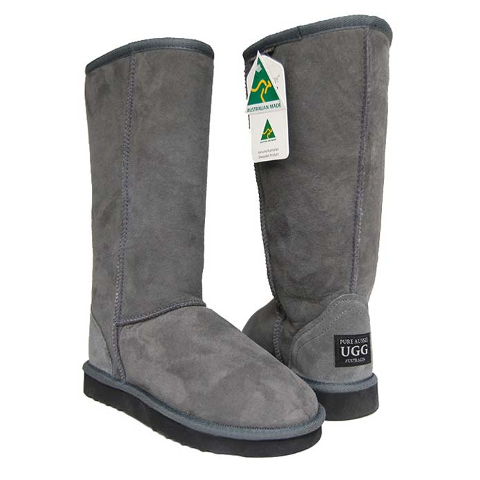 Classic Tall Ugg Boots - Gouden Grey