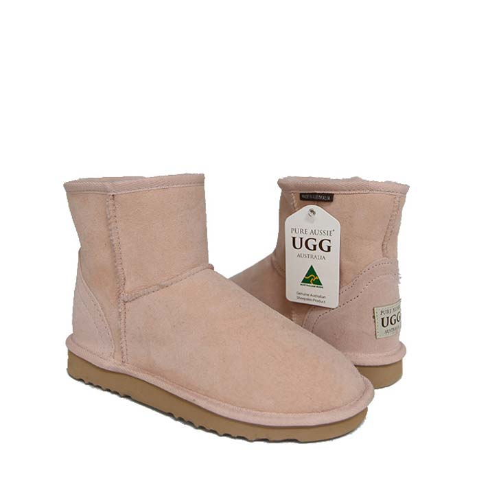 Classic Ultra Short Ugg Boots - Pastel Pink