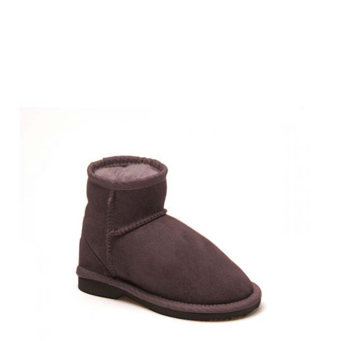 Kids Ultra Short Ugg Boots - Chocolate