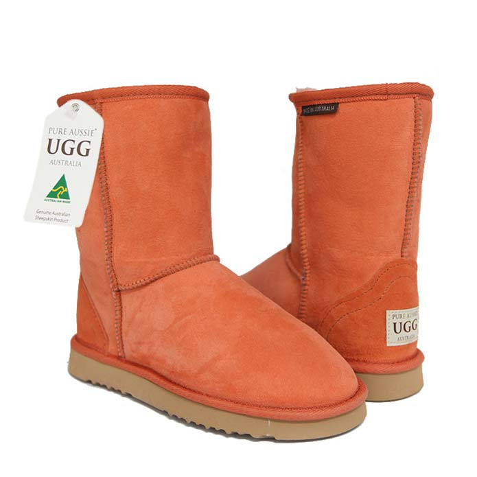 Classic Short Ugg Boots Coral