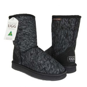 Classic Short Ugg Boots Jean Black