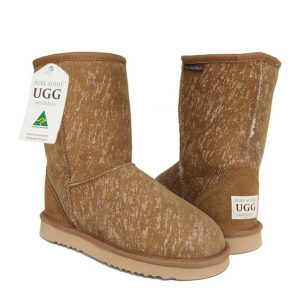 Classic Short Ugg Boots Jean Chestnut