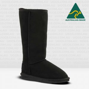 classic tall ugg boots black
