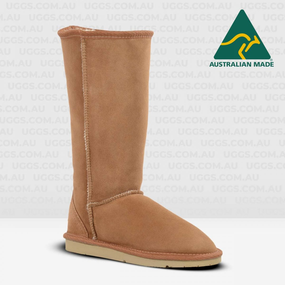 classic tall ugg boots chestnut