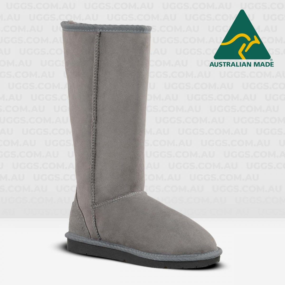 classic tall ugg boots grey