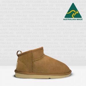 joey mini ugg boots chestnut