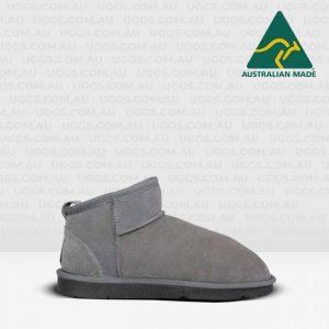 joey mini ugg boots grey