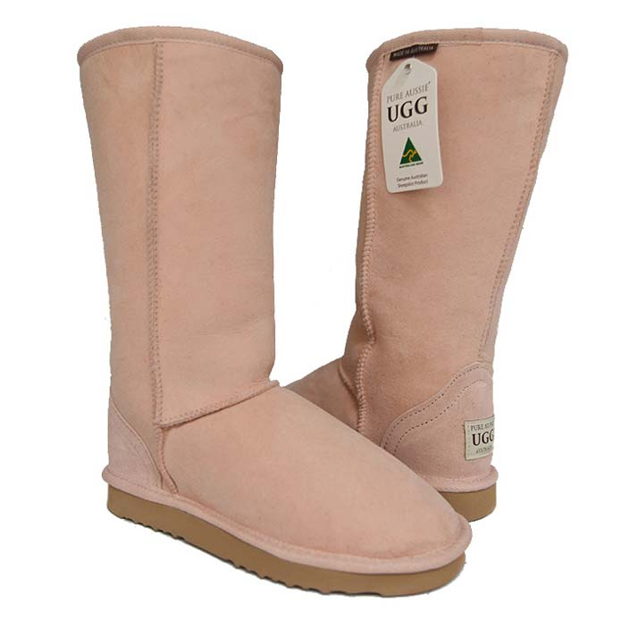 Classic Tall Ugg Boots - Pastel Pink
