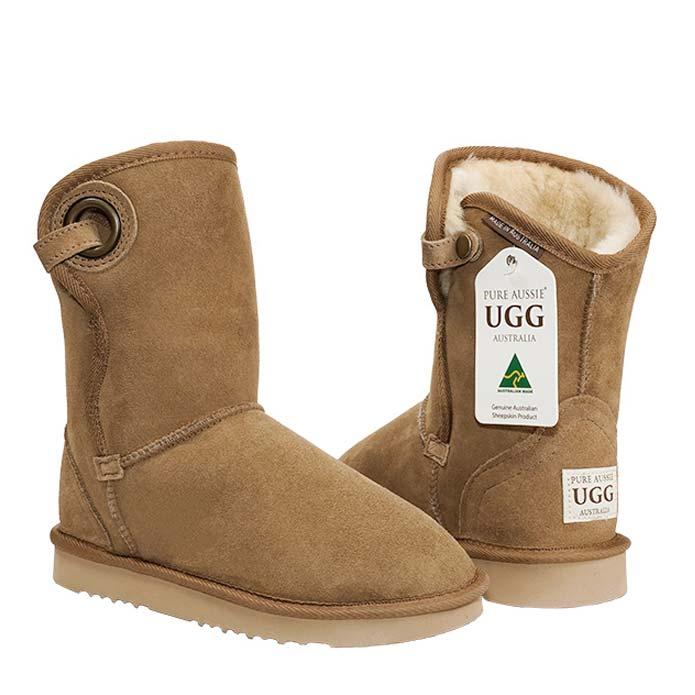 Pola Ugg Boots - Chestnut