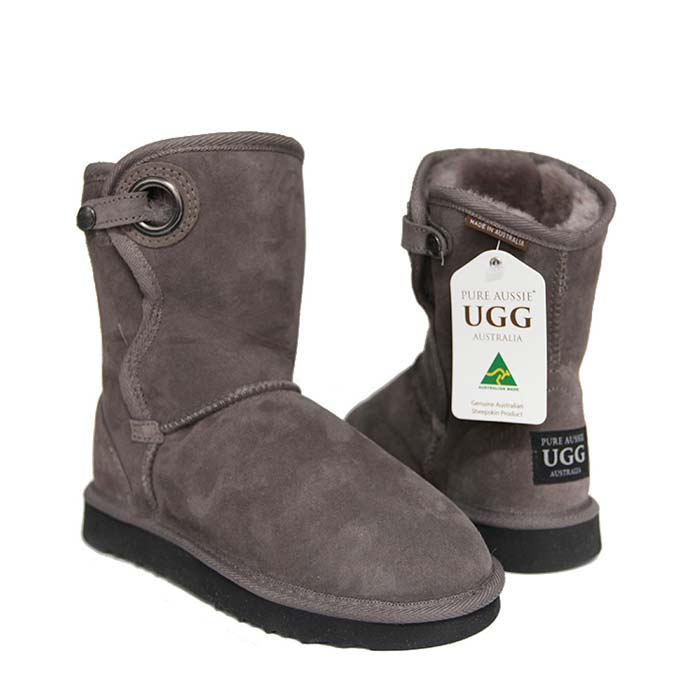Powlett Ugg Boot - Mink