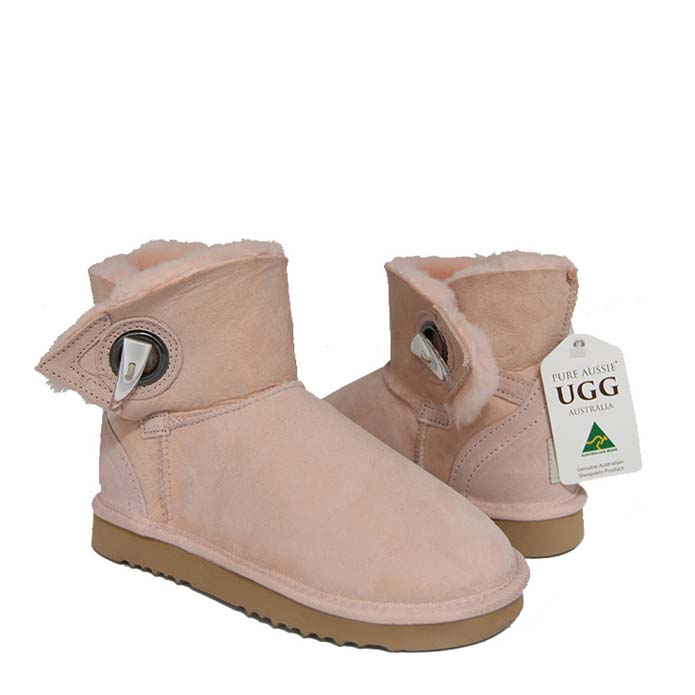Tosca Ugg Boots - Pastel Pink