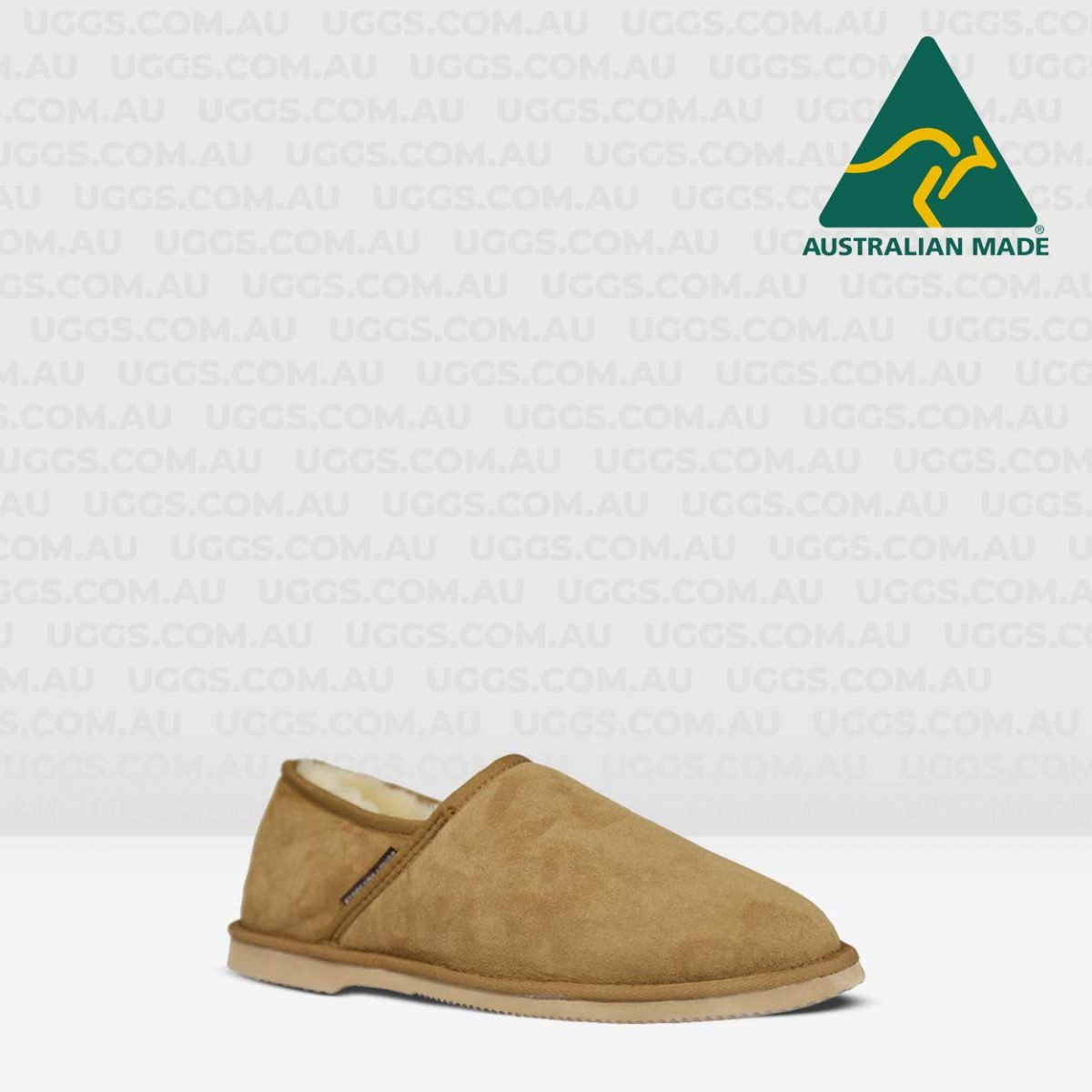 sheepskin ugg slippers chestnut