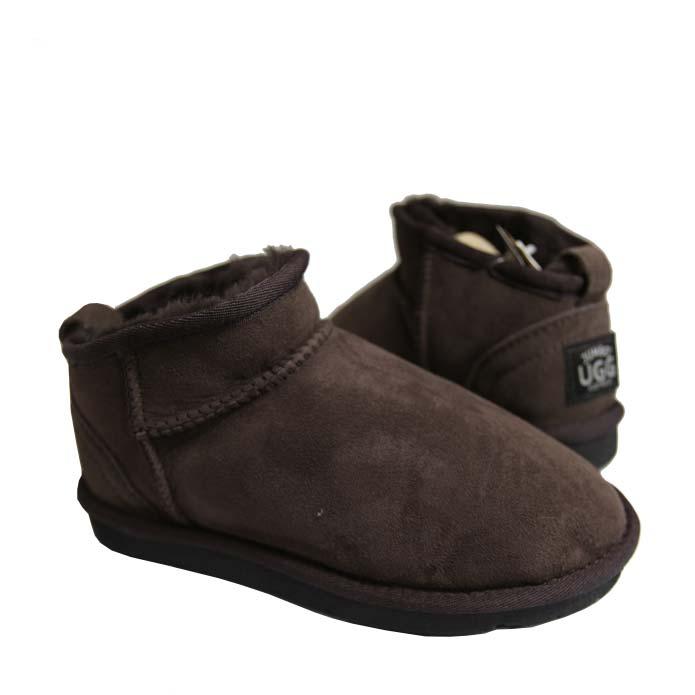 Classic Mini Ugg Boots Chocolate