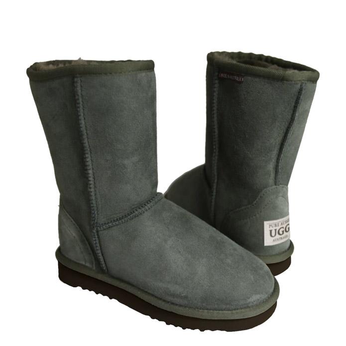 Classic Short Ugg Boots Khaki
